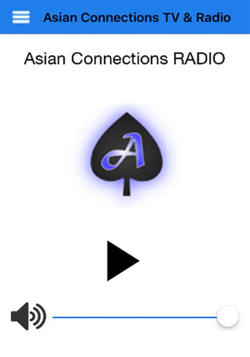 asian connections radio app